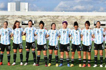 El fútbol femenino local tiene supremacía en la primera citación de Portanova. Boca, el club con mayores representantes.