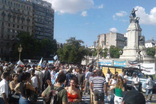 el deporte argentino marcha al congreso para frenar el dnu de macri