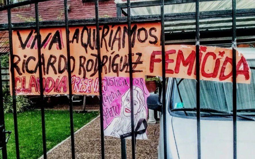 El femicidio de Claudia Repetto: otra vez fallaron los rastrillajes y cuestionan el accionar policial