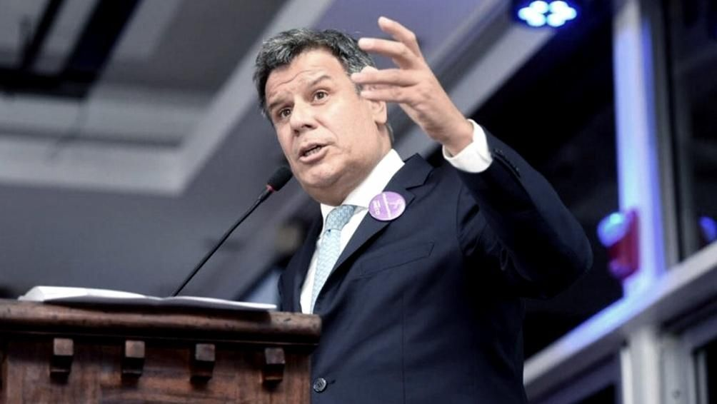 Facundo Manes, la esperanza de la UCR en las elecciones