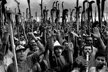¿Por qué hoy es el Día Internacional de la Lucha Campesina? Foto MST Brasil