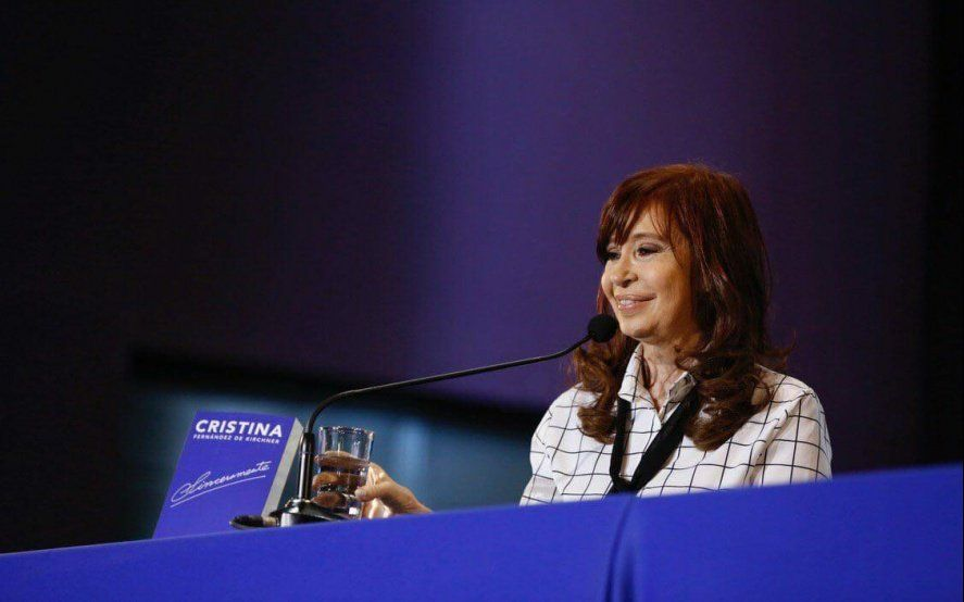 """CFK en Mendoza: """"¿La chocaron toda o están haciendo lo que vinieron a hacer?"""""""