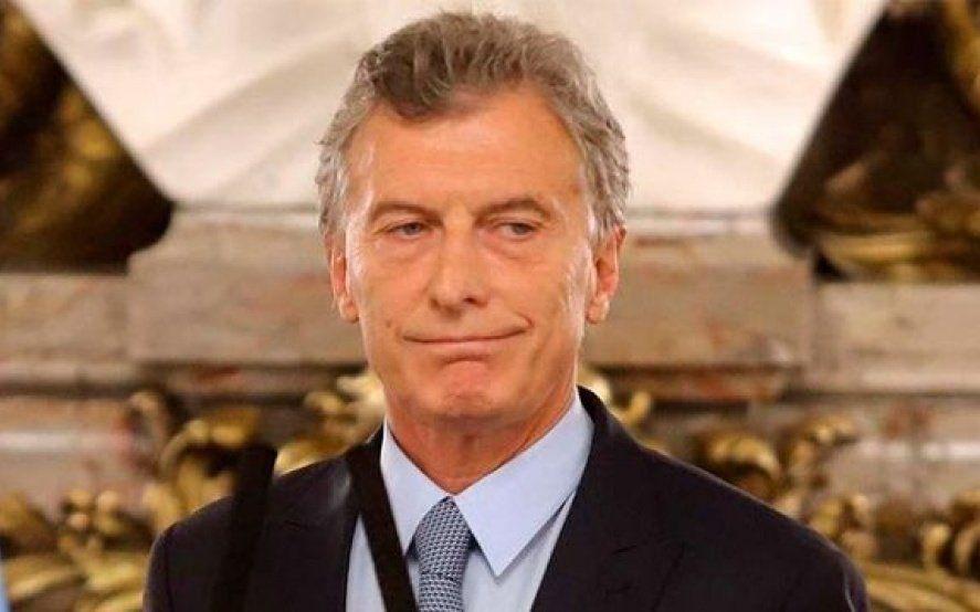 Macri pidió a su electorado que lo vote sin argumentos ni explicaciones