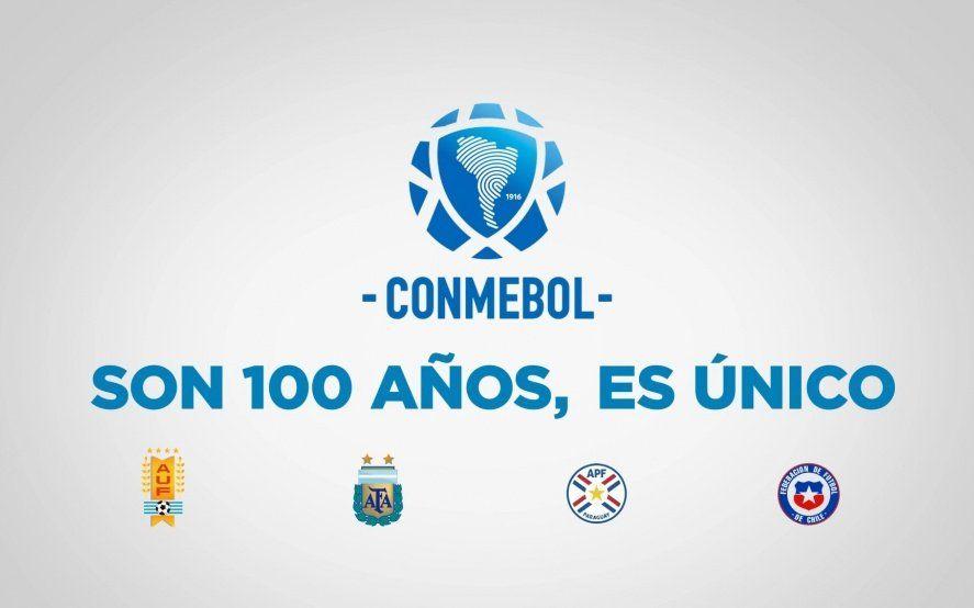 El video con el que Argentina, Uruguay, Paraguay y Chile se candidatean para organizar el Mundial 2030