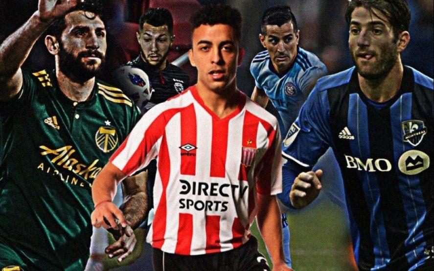 ¿Cuánto ganan los jugadores argentinos que juegan en la liga de Estados Unidos?