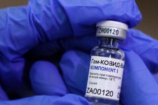 La vacuna Sputnik V de fabricación nacional ya tiene nombre