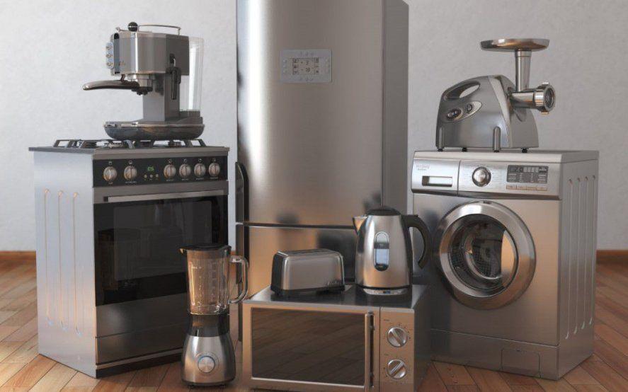 La facturación por ventas de electrodomésticos aumentó 31,1% interanual