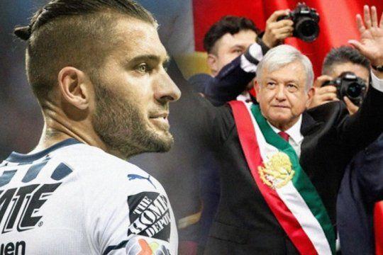 repercusion mundial por las fuertes declaraciones de nicolas sanchez contra el presidente de mexico lopez obrador