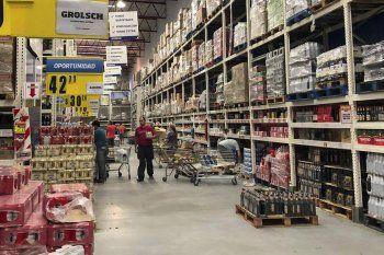 Los precios mayoristas subieron 3,9% en marzo