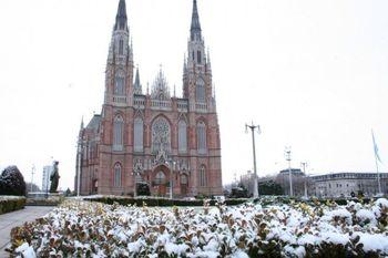 En 2007 fue la última vez que La Plata vio caer nieve