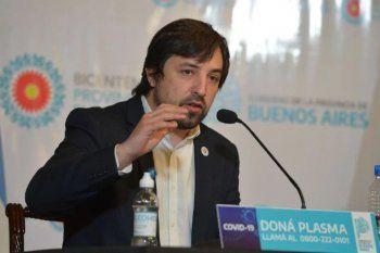 Kreplak: Reducir la movilidad y aumentar el ritmode vacunación está dando efecto en la Provincia