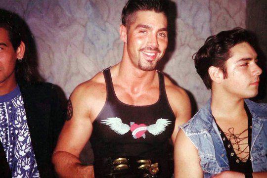Ricardo Fort se volvió tendencia por una serie de fotos de 1993 (@arg_beauty)