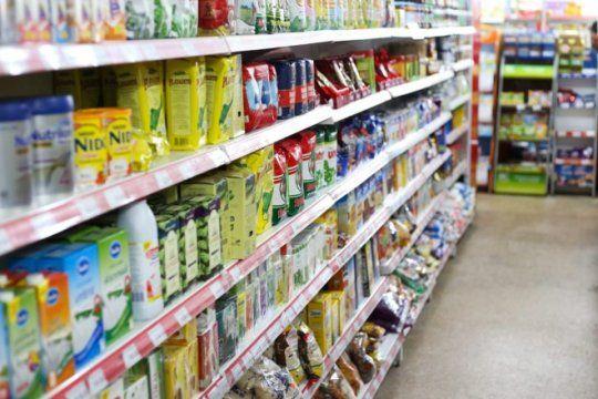el consumidor pago 3,9% mas en gondola de lo que cobro el productor en el mes de abril