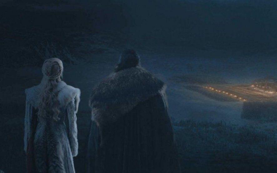 ¿No se vio nada? Polémica en las redes por el tercer capítulo de Game of Thrones