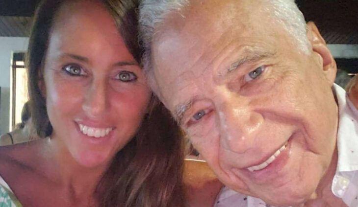 alberto cormillot fue papa a los 83 anos