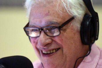 El histórico conductor Héctor Larrea anunció que el 2020 será su último año en radio.