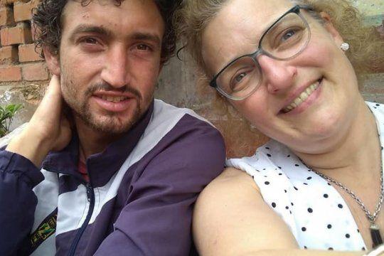 la cruzada de una madre que viajo a peru en busca de su hijo desaparecido: ?nunca dude que iba a encontrarlo?