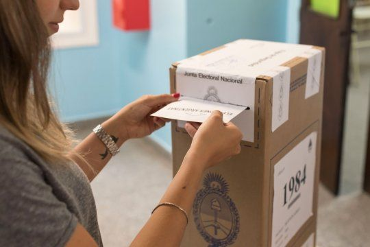 Elecciones: se darán turnos en más centros de votación