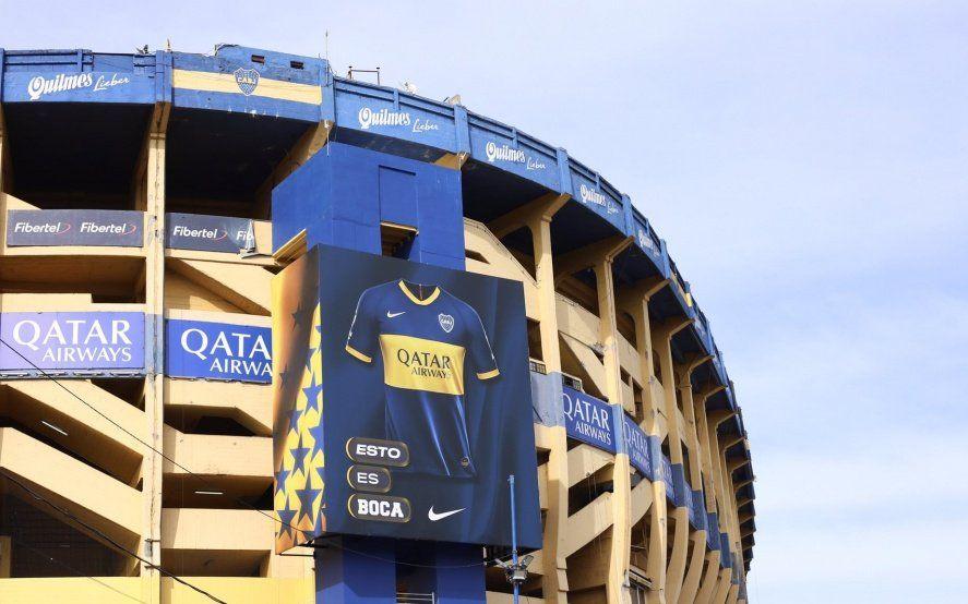 Esto es Boca: Mirá la nueva camiseta xeneize que hoy se estrena en la Bombonera