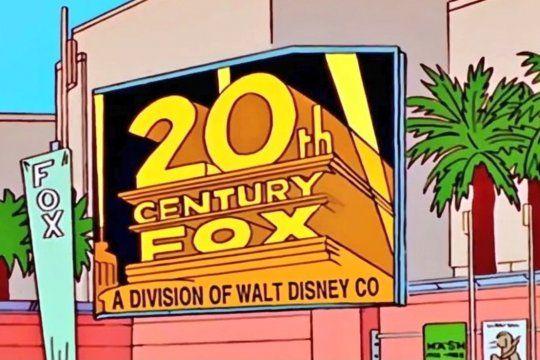 Los Simpsons anticiparon en algún capítulo que FOX sería partr de la empresa Disney y así lo fue. A tal punto que desde hoy cambió su nombre a STAR