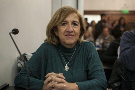 La Diputada Martinez, protagonista de un exabrupto involuntario en la Cámara Baja