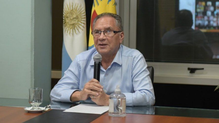 El intendente de Ituzaingó