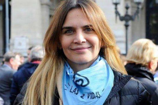 Amalia Granata sostuvo su postura anti-aborto durante los últimos años.
