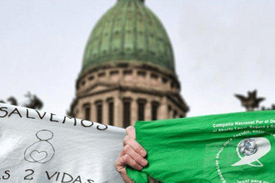 Finalmente, el aborto se debatirá en el Senado el próximo martes 29