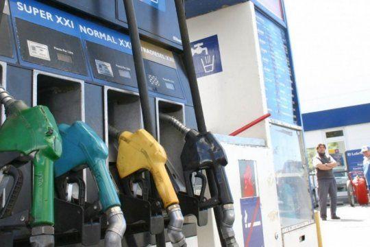 aumento de naftas: la suba seria del 2 por ciento en agosto