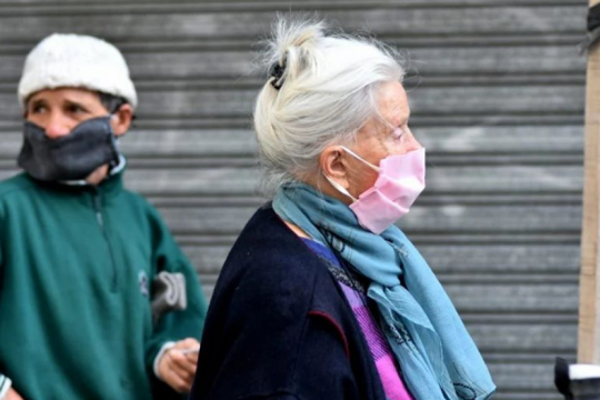 coronavirus: confirman 47 nuevas muertes y los contagios rozan los 300.000