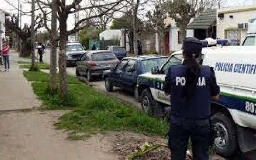 Moreno: matan a balazos a un hombre delante de su hijo y hay desorientación sobre el móvil del crimen