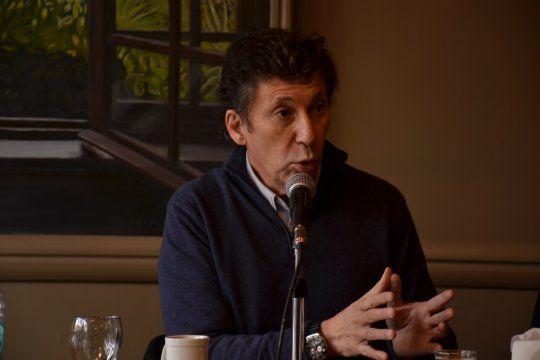 Gustavo Posse, intendente de San Isidro. No será candidato en estas elecciones.