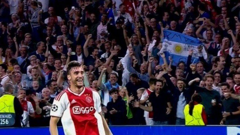 Mirá los goles del nuevo capitán de la Selección que opacaron el debut de Cristiano Ronaldo