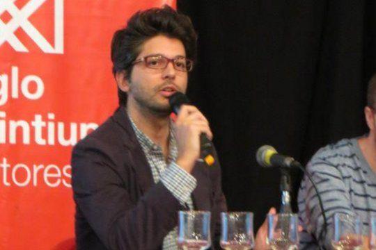 Carlos Díaz, el editor amigo de Soledad Quereilhac que contactó a Beatriz Sarlo para recibir la vacuna.