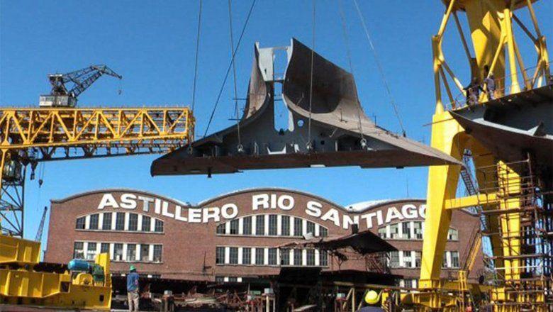 Antes de reunión con Provincia, trabajadores de Astillero Río Santiago advierten con medidas de fuerza