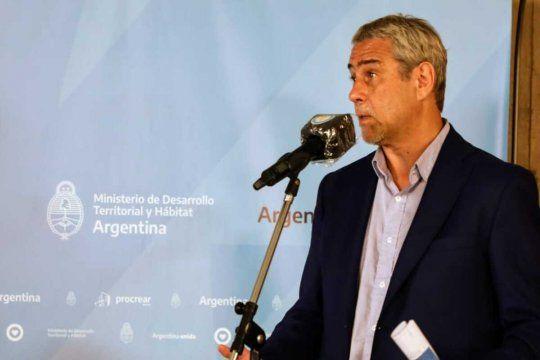 Antes de asumir como ministro, Ferraresi habría declarado dos empresas sin actividad