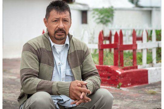 Jorge González Nieva disfruta de su reconquistada libertad.