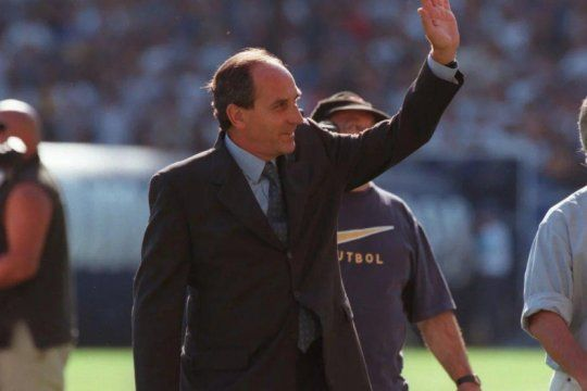 La muerte de Chiche Sosa caló hondo en el mundo del fútbol argentino