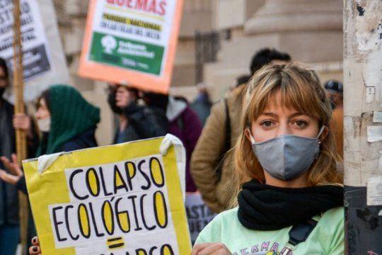 Organizaciones sociales, políticas y ambientalistas marcharán esta tarde en distintos puntos del país (Foto: Frente de Izquierda)