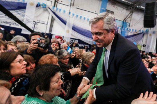 alerta leliq: para alberto fernandez el aumento ?delirante e insostenible? tiene solo un fin electoral