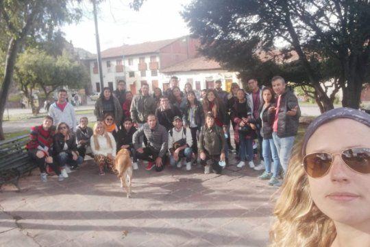 ya son mas de 300 los argentinos varados en cuzco: ?tratamos de darnos tranquilidad entre nosotros?