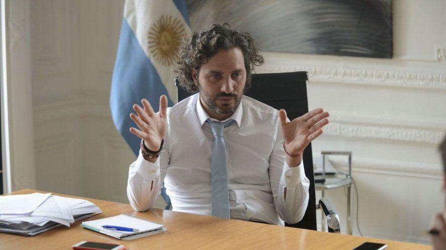 Cafiero le respondió a Macri