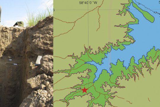 descubren que buenos aires estuvo bajo el mar hace mas de 70 mil anos