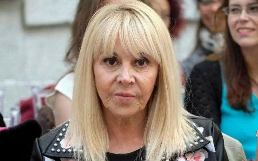 Claudia Villafañe habló sobre la serie de Maradona y dijo que la dejan muy mal parada