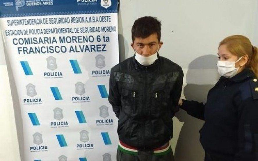 Doble femicidio de Moreno: el joven detenido prefirió el silencio ante el fiscal