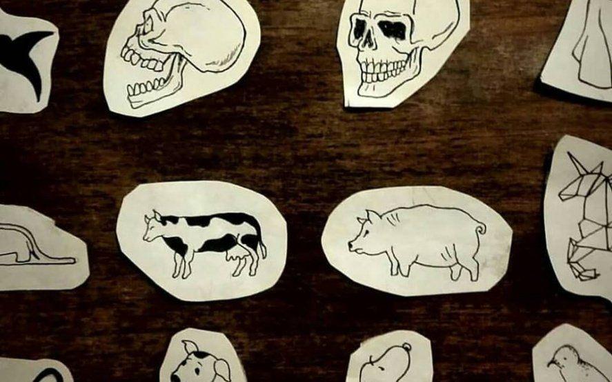 Tatuadores platenses hacen diseños por $500 a beneficio del primer santuario de animales de la ciudad