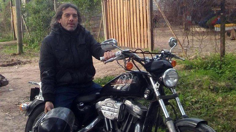 Luciano fue detenido en la localidad de Benavídez acusado de golpear a la pareja