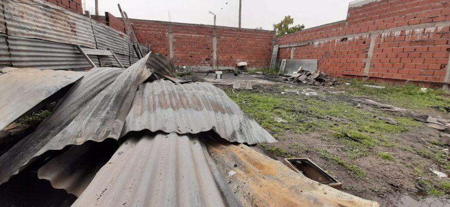 El incendio donde murieron dos perros fue en 524 entre 25 y 26
