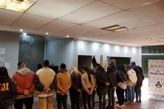 estafas telefonicas: detienen a 37 personas por ofrecer prestamos truchos