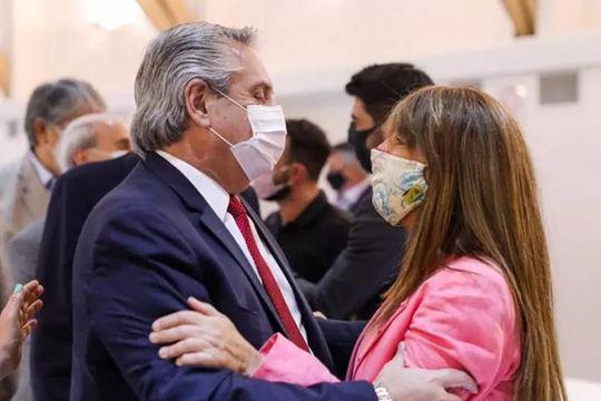 Alberto Fernández nombró a Gabriela Cerruti como la titular de la Unidad de Comunicación de Gestión Presidencial